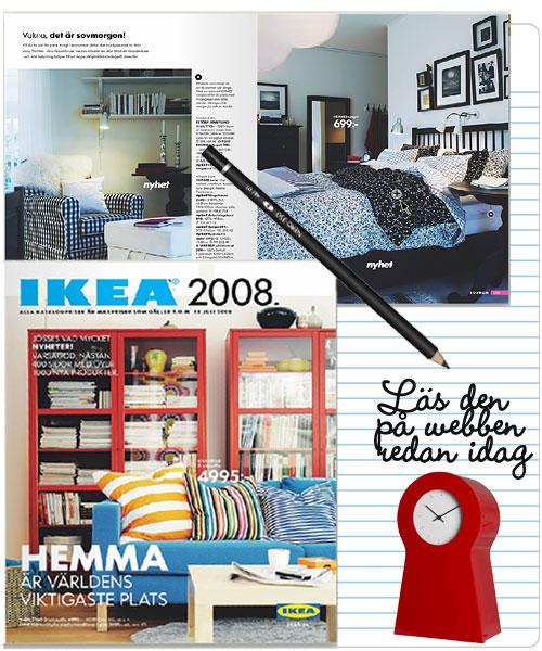Ikea katalogen 2008