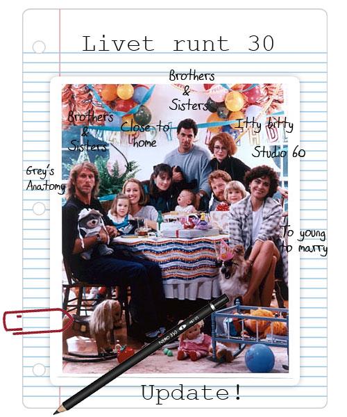 Livet runt 30