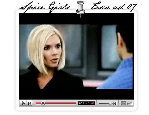 Spice Girls Tesco Ad 2007