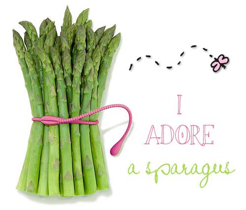 I Adore Asparagus!