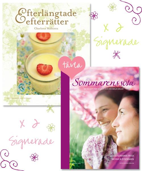 Tävla om vårens sötaste böcker!