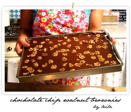 Brownies a´la Leila