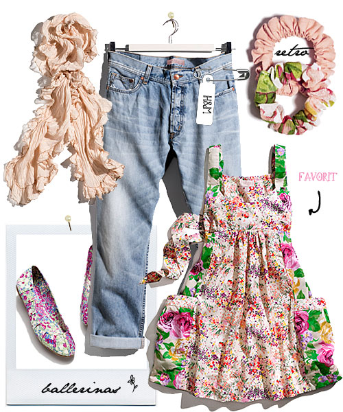 The garden Collection by H&M
