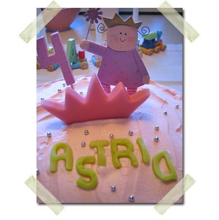 Astrid 4-år